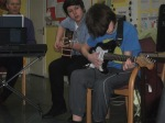 Musical Inclusion guitar workshop